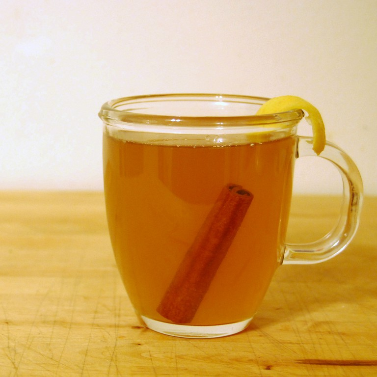 Hot toddy   Courtesy Patrick Truby / Flickr