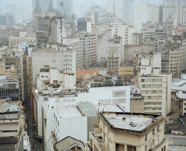 São Paulo, Brazil | © Earthwatch/ Mustafah Abdulaziz