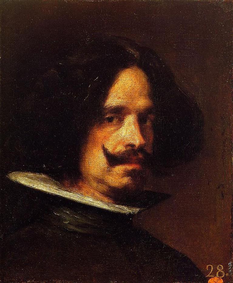 Self Portrait by Diego Velázquez | © DIRECTMEDIA Publishing GmbH/Wikicommons
