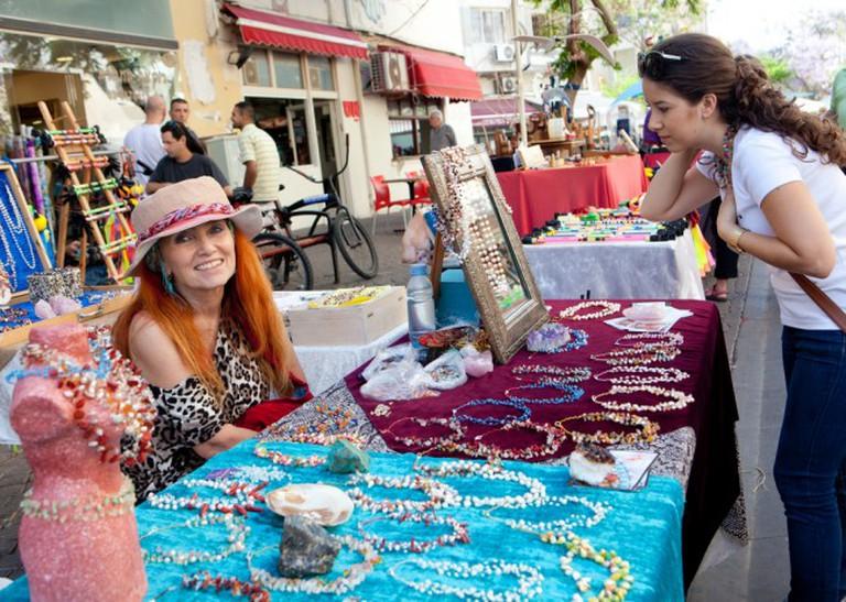 Nahalat Binyamin in Tel Aviv   © Israeltourism/Flickr