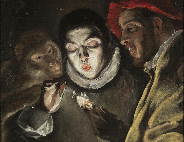 Fábula by El Greco | © DIRECTMEDIA Publishing