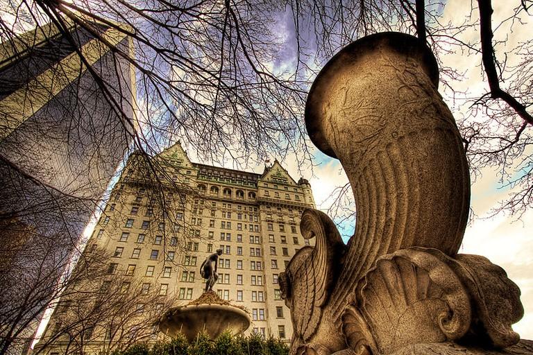 The Plaza New York   © Carmelo Bayarcal/WikiCommons