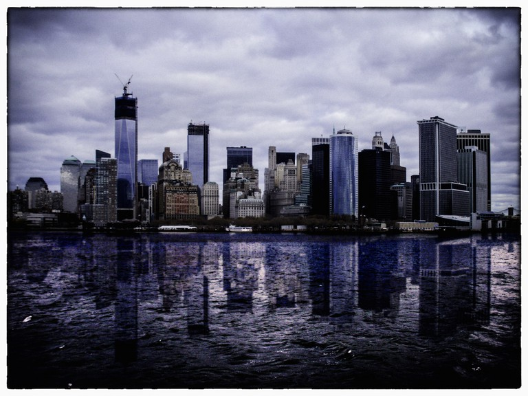 Financial District, Manhattan | © Paul Quince/Flickr