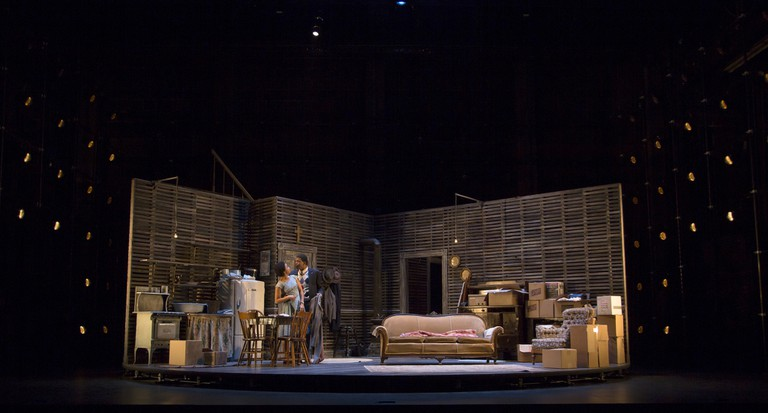 Huntington Theater production   © The Huntington/Flickr