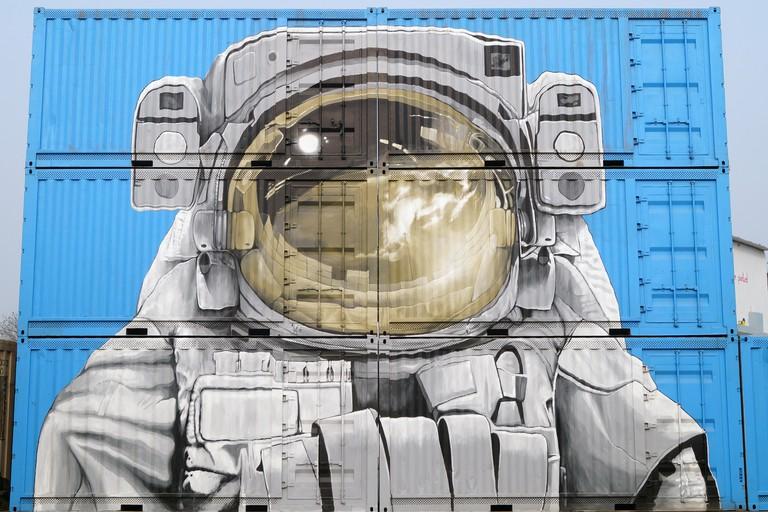 Astronaut NeverCrew © Ankita Siddiqui