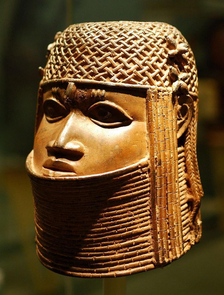Benin bronze in Bristol Museum | © Matt Neale/Wikicommons