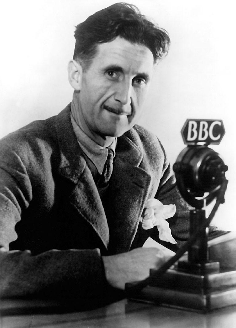 George Orwell, 1940   © BBC/WikiCommons