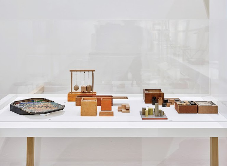Installation view Bauhaus #itsalldesign Courtesy of Tel Aviv Museum of Art
