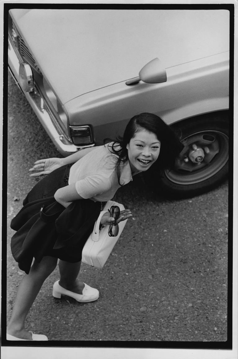 Masahisa Fukase, From Window, 1974 © Courtesy of Wilkinson Gallery, London and The Estate of Jimmy De Sana