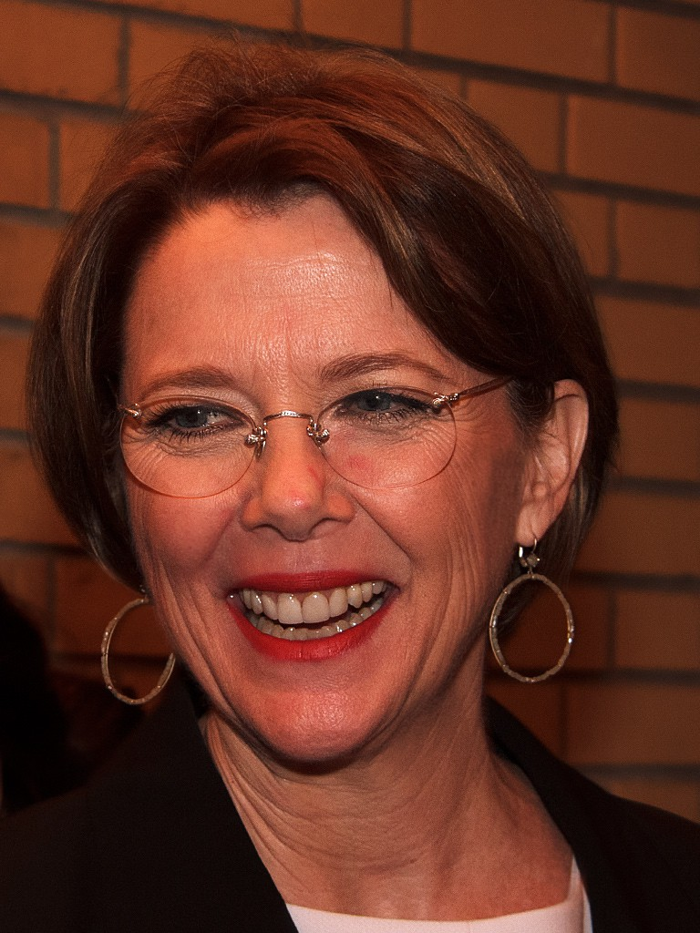 Annette Bening © gdcgraphics/Wikipedia