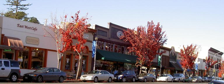 Downtown Sebastopol © Stephen Gold/Wikipedia