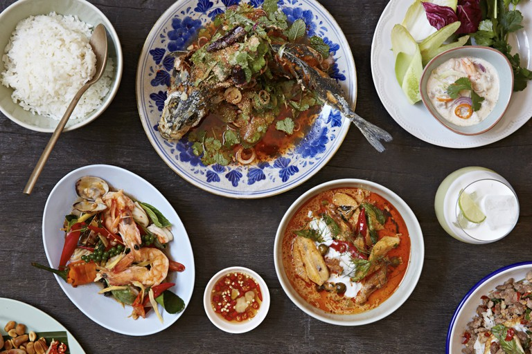 Selection of dishes | Courtesy of Fraser Communications