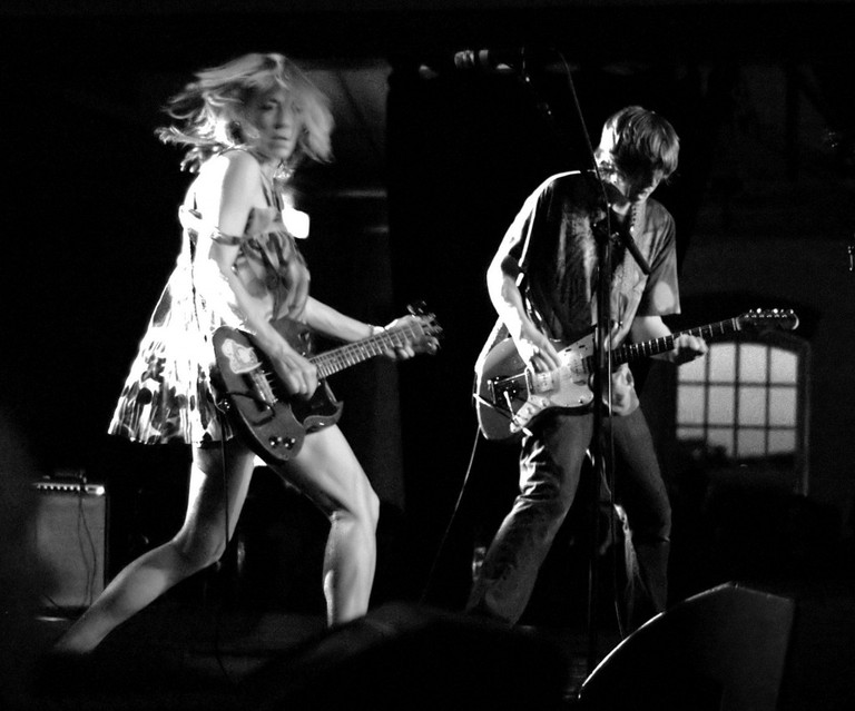Kim Gordon, Sonic Youth |©Anders Jensen-Urstad/Flickr
