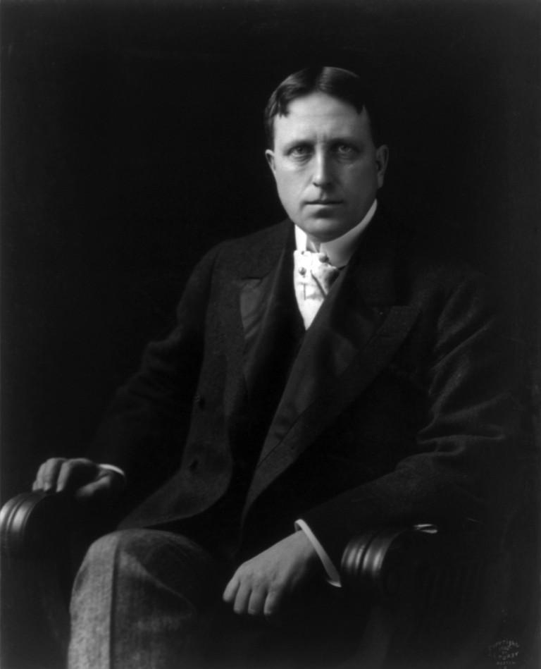 William Randolph Hearst © James E. Purdy/Wikimedia