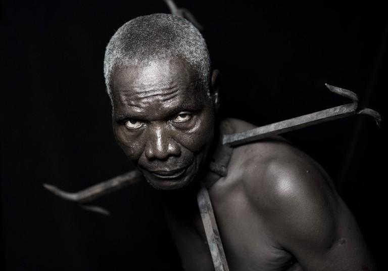 © Fabrice Monteiro. Marrons, Les esclaves fugitives   Courtesy of the artist