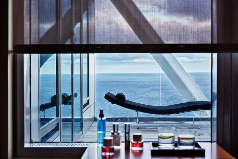 43 The Spa | Courtesy of Hotel Arts Barcelona