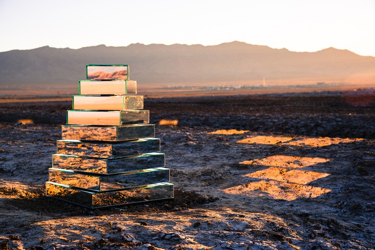 Babel Tower / Courtesy of Shirin Abedinirad