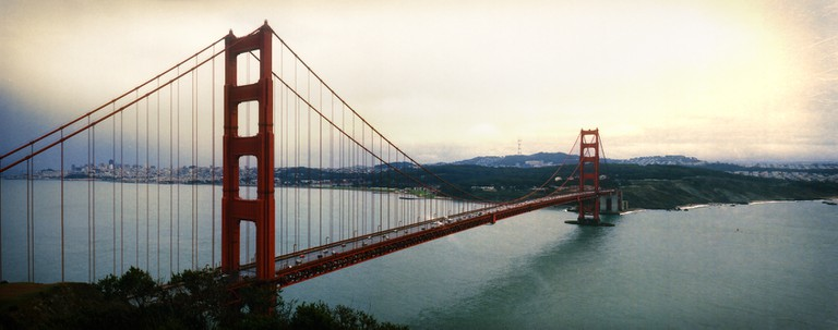 The Golden Gate Bridge | Carl Nenzén Lovén/Flickr