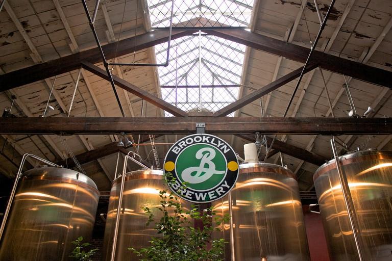 Brooklyn Brewery  © Alexander Baxevanis/flickr