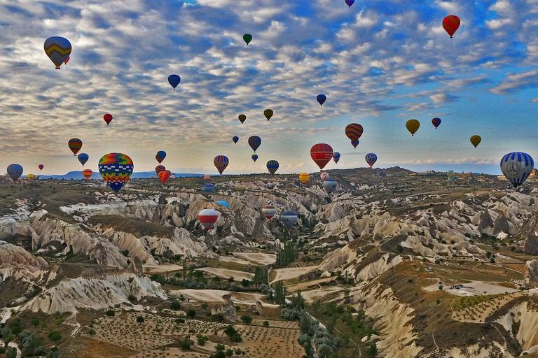 Cappadocia | © amlicht/Pixabay