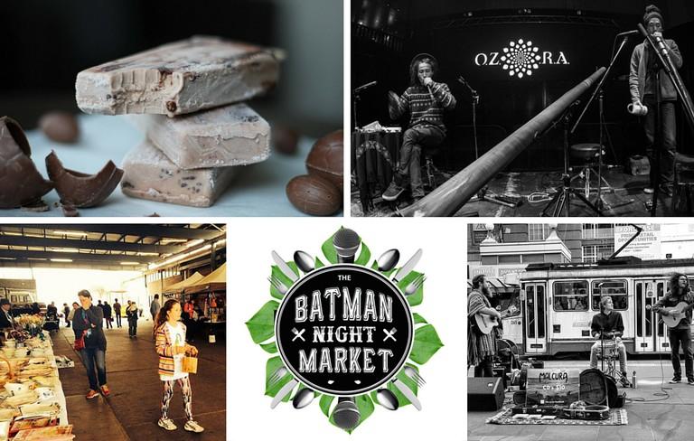 All images courtesy of Batman Night Market