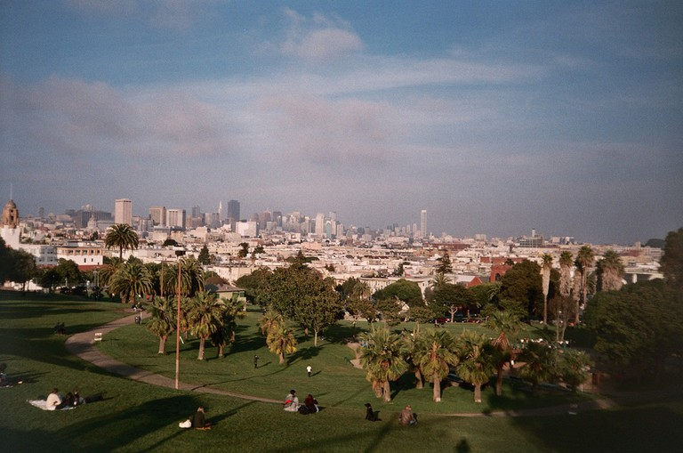 Dolores Park © Alejandro Lavin Jr./Flickr