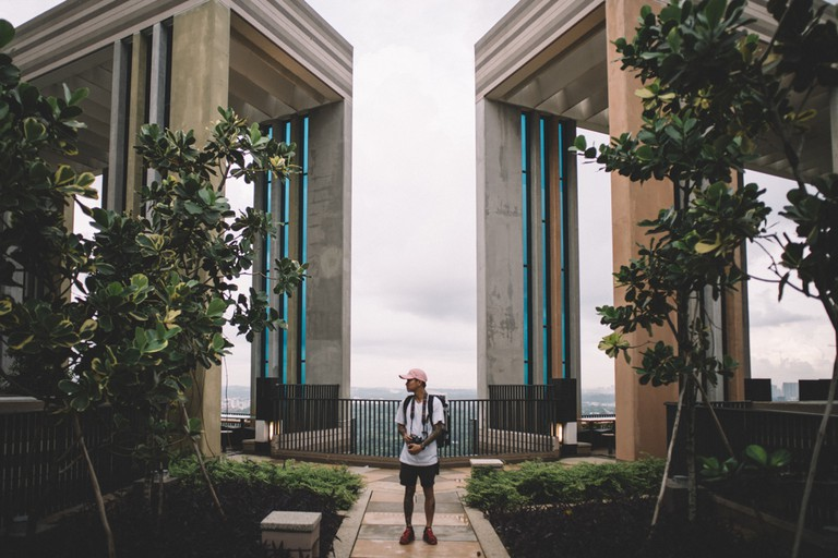 Skyville by @misterkitt   © Cephas Tan