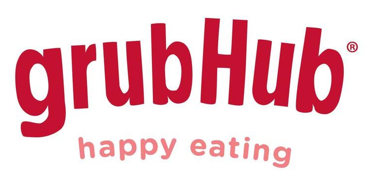 Grubhub logo © Grubhub.com
