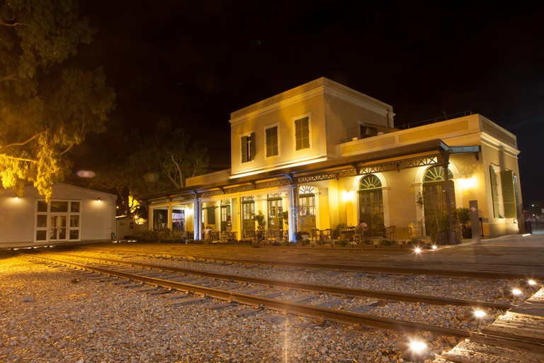 HaTachana Train Station   © Israel_photo_gallery/Flickr