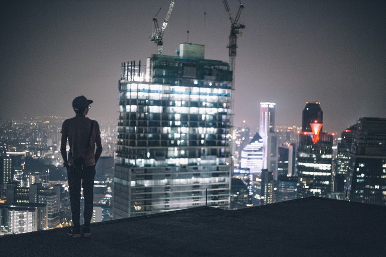 Heights of Singapore by @teenchocolate   © Antonio Poh