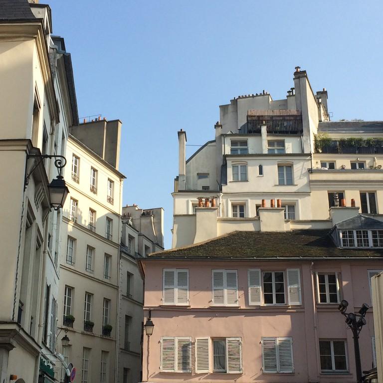Rue de l'Abbaye © Hattie Ditton