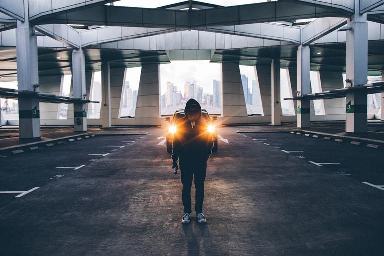 Unnoticed Carpark by @teenchocolate  © Antonio Poh