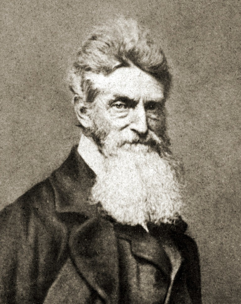 Abolitionist John Brown   © Martin M. Lawrence/Wikicommons