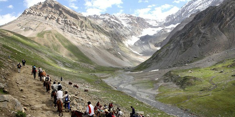 Kharnak Trek | © Tour My India