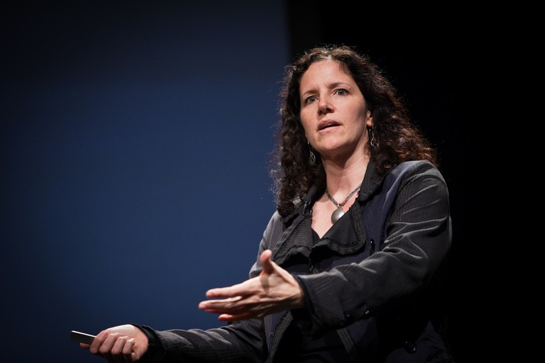 Laura Poitras - PopTech 2010 - Camden, Maine| © PopTech/flickr