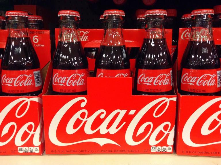 Coca Cola   © Mike Mozart/Flickr