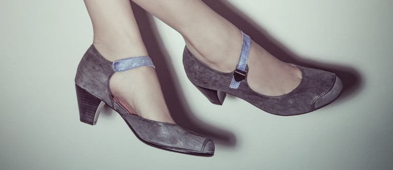 Courtesy of Lucca Shoes