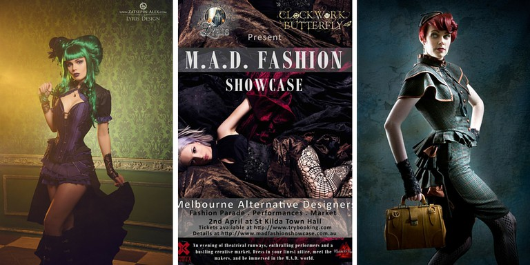 All images courtesy of M.A.D Fashion |