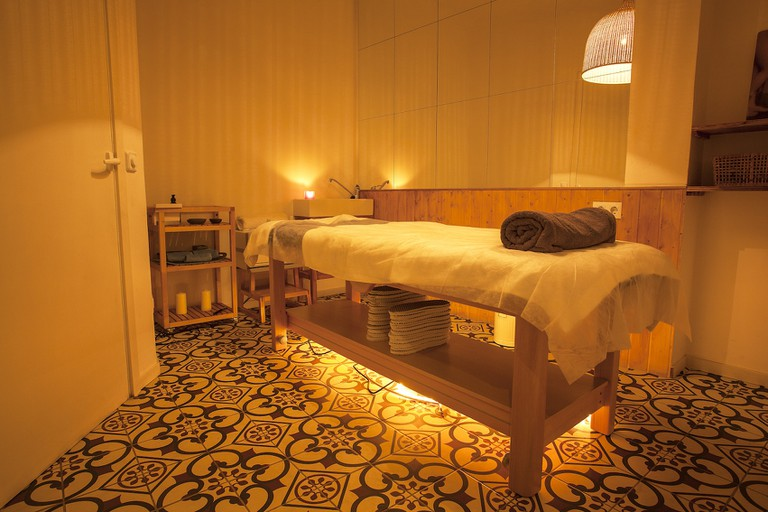 Massage Room |Courtesy of Aquabliss Barcelona