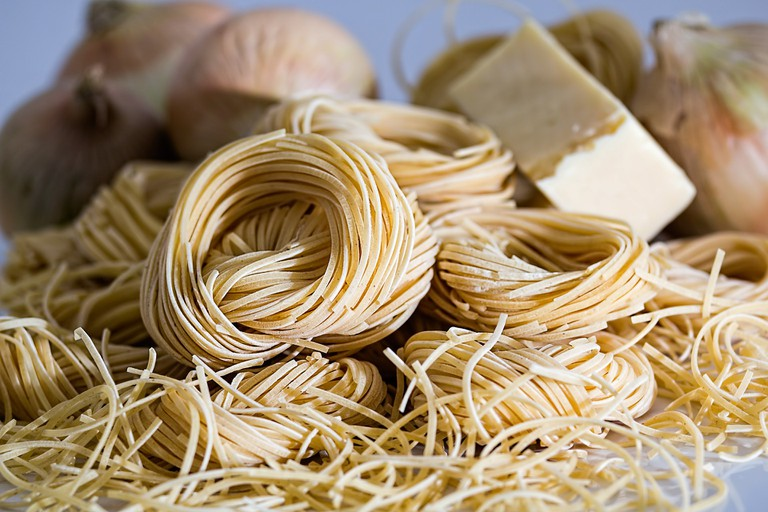 Fresh homemade pasta is the basics of most of the traditional Italian recipes | © stevepb / Pixabay