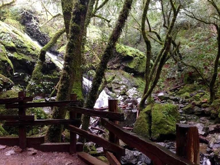 cataract falls trail