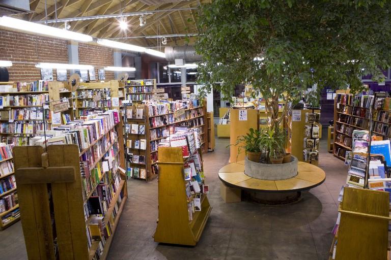 Inside Skylight Books © Lindsay George