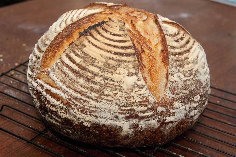 Sourdough Bread © Steph/Flickr