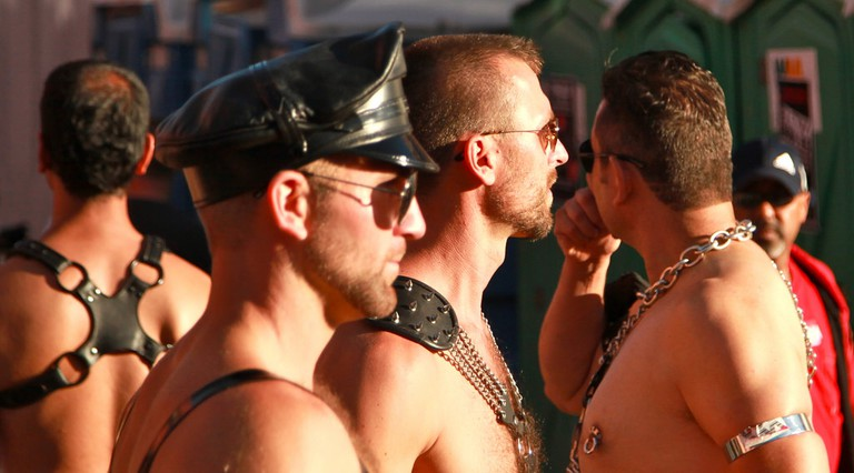 Folsom Guys © mendolus shank/flickr
