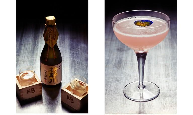 Cocktails | Courtesy of Samphire Communications