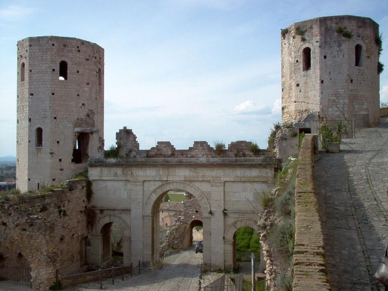 Spello's Porta di Venere | © Funel Atillio Stefano/WikiCommons