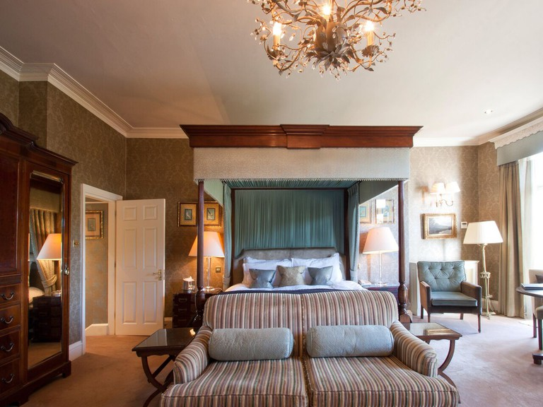 Bedroom   Courtesy of St Michael's Manor