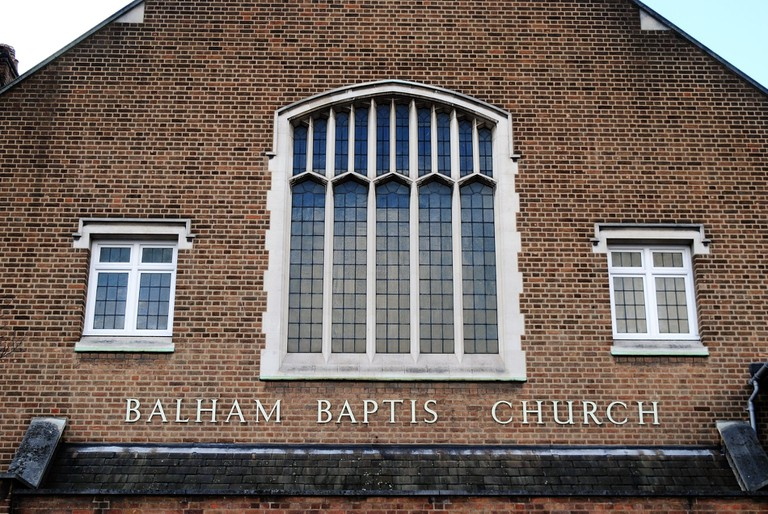 Balham Baptist Church| © Alyssa Erspamer
