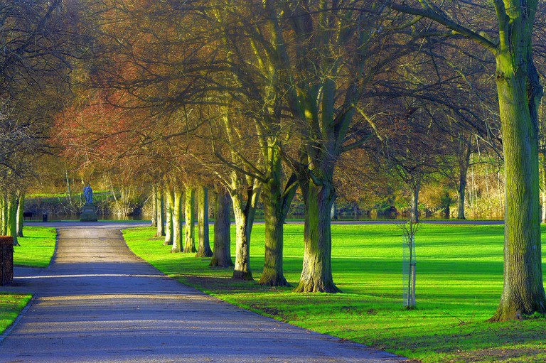Shrewsbury Tumulus | © Micolo J / Flickr