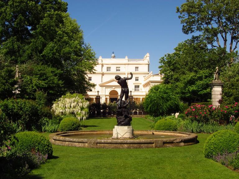 St John Lodge's Garden | © Laura Nolte / Flickr